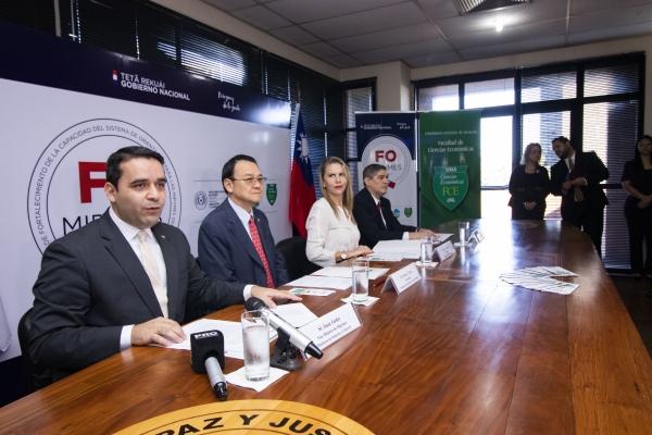 Presentaron la Apertura oficial del Proyecto de Fortalecimiento para las Mipymes en Paraguay